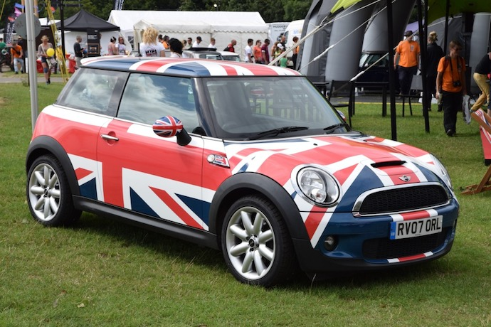 MINI Celebrates A Great History As It Turns 55