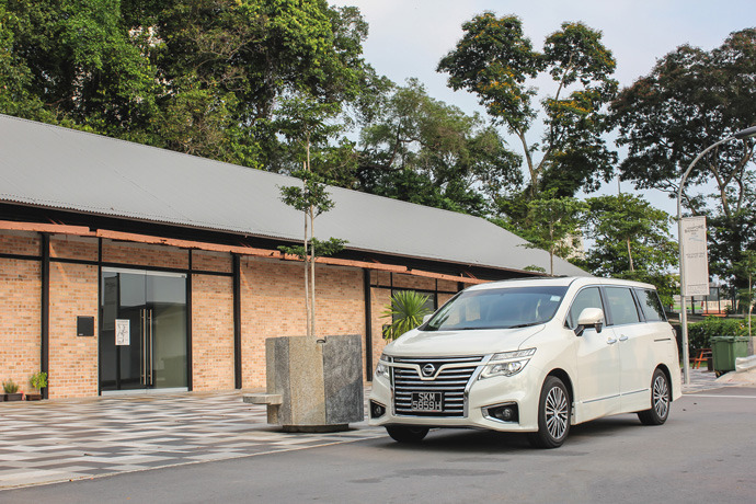 Nissan Elgrand 2.5 (A) Review