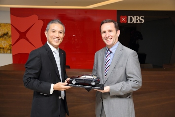 SG: BMW Financial Services strategically partners DBS Bank