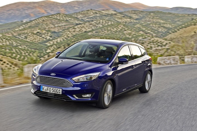 The New and Improved Ford Focus