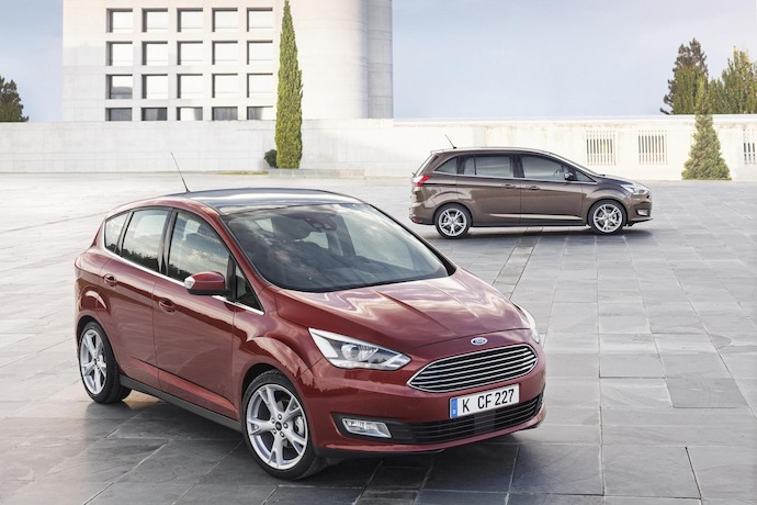 Smarter and More Stylish New Ford C-MAX and Grand C-MAX