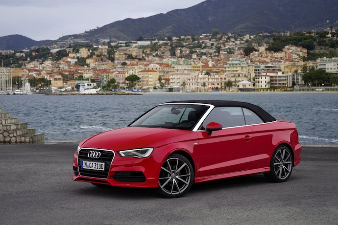 The New Audi A3 Cabriolet Debuts In Singapore
