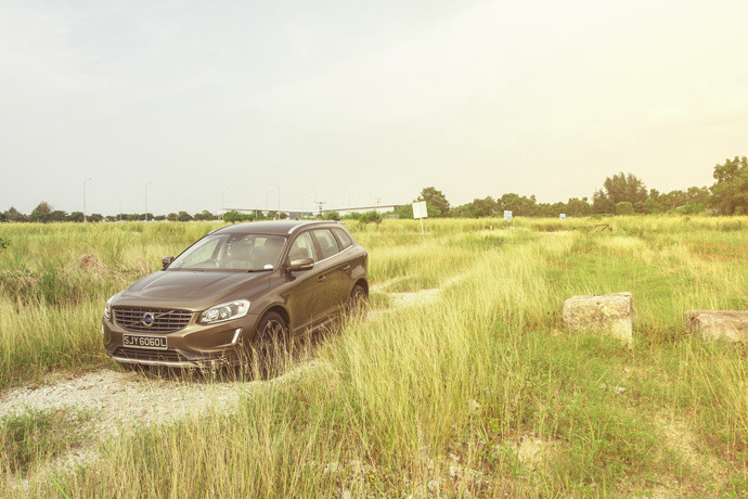 Volvo XC60 Drive-E 2.0 (A) Review
