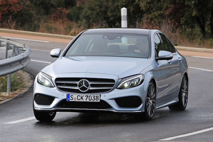 Video: Experience the New C-Class through the Wonders of Science(Part 3)