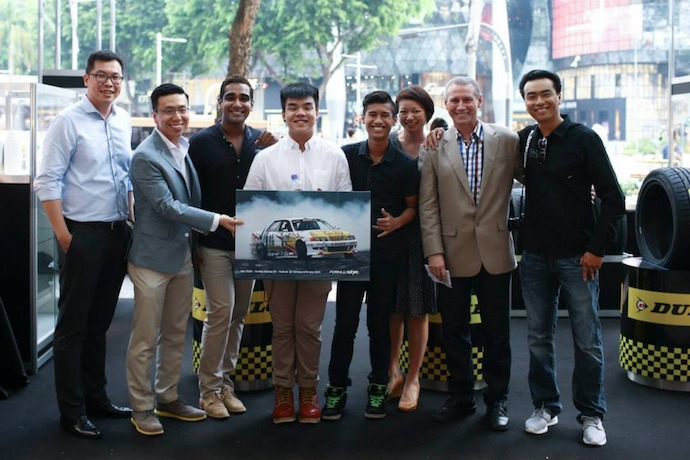 SG: Formula DRIFT Asia And Dunlop Tyres Launch Commemorative 8th Anniversary Photo Book