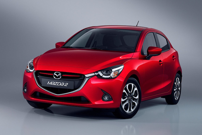 All-new Mazda2 wins Japan Car of the Year