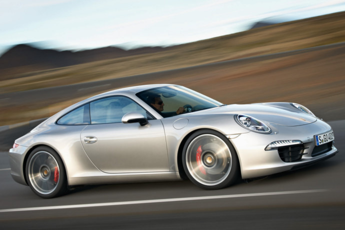GER: Porsche may turbocharge next 911s