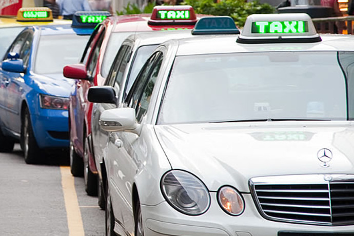 SG: More use taxi booking apps