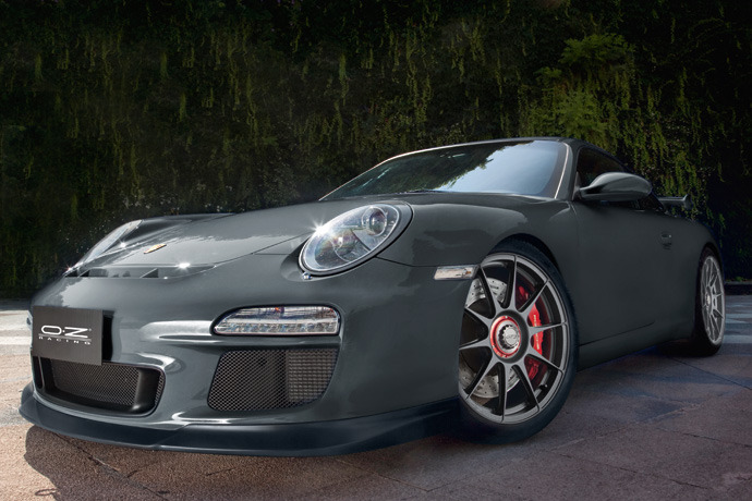SG: Superforgiata, The High-Performance Wheel for Super Cars