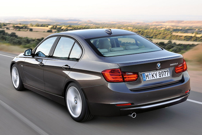 SG:  BMW 320i EfficientDynamics