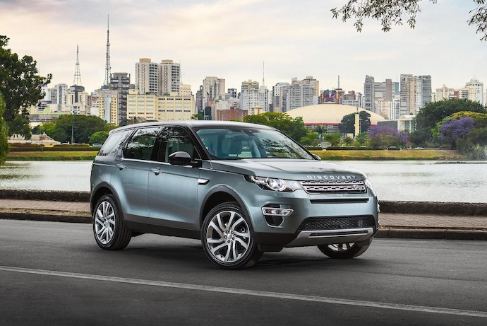 Jaguar Land Rover Confirms Its All-New Discovery Sport For Brazil Facility