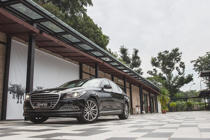 Hyundai Genesis Grand 3.8 (A) Review