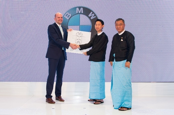 Prestige Automobiles opens first BMW sales & service facility in Myanmar