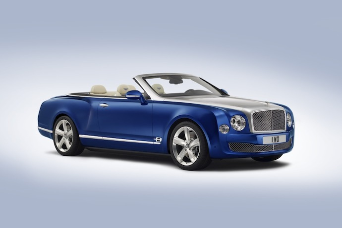 Introducing: Bentley's most sophisticated and elegant convertible