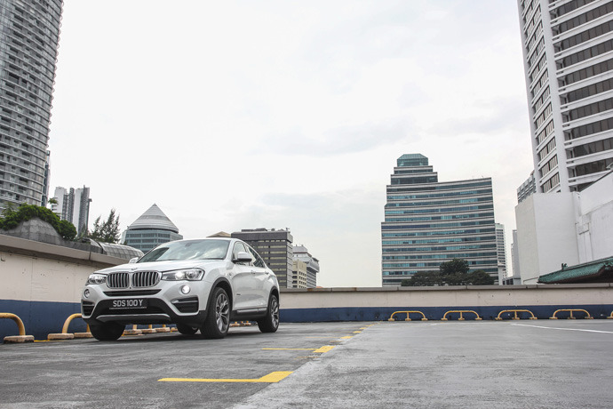 BMW X4 xDrive35i 3.0 (A) Review