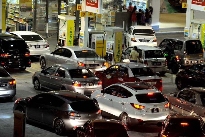 MY: Malaysia to stop subsidising RON95 fuel