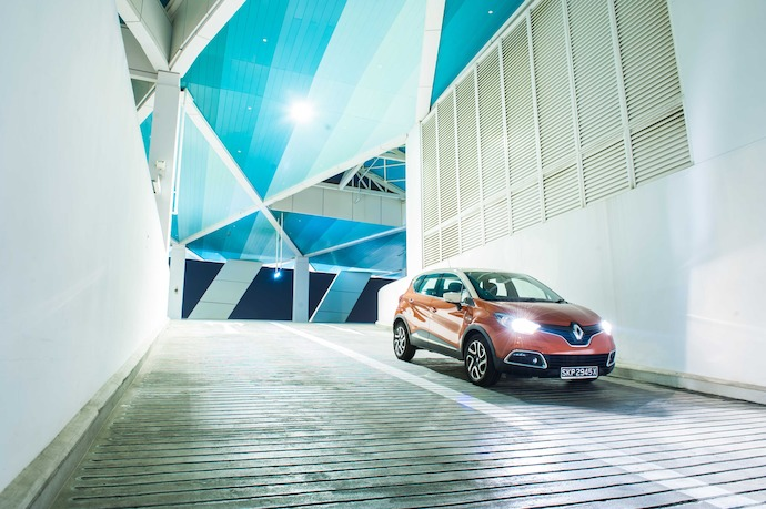 Renault Captur 1.5T dCi (A) Review