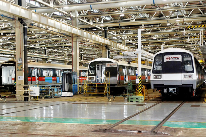 SG: Better train services in 2015