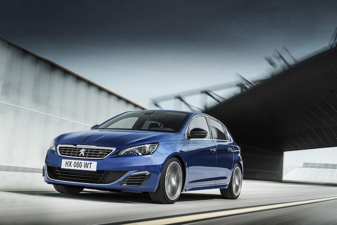 It's Been A Great Year For The Peugeot 308