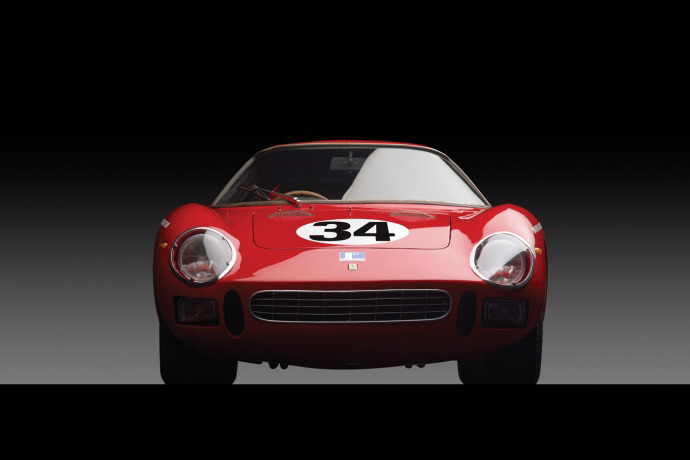The Five Most Expensive Cars Auctioned in 2014