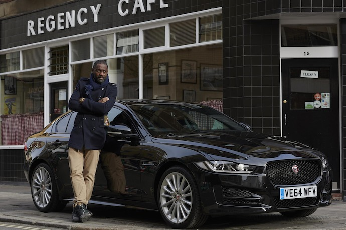 London To Berlin With A World-famous Actor And The New Jaguar XE