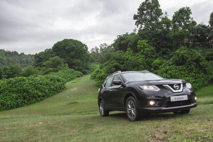 Nissan X-trail 2.0 (A) Review