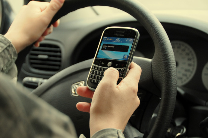 New rules for using mobile devices while driving