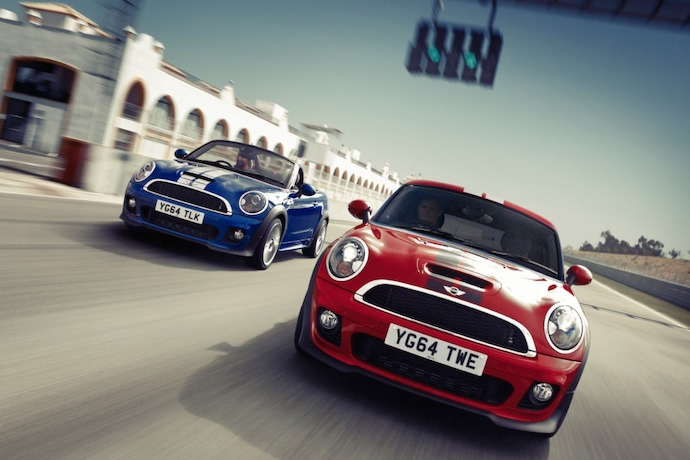 The MINI Coupe and the MINI Roadster Coming to an end