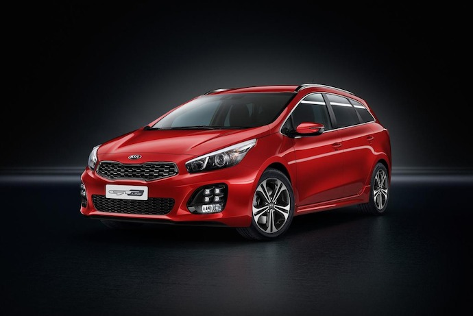 Sporty KIA Cee'd GT Line Launched