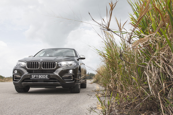 BMW X6 xDrive50i 4.4 (A) Review