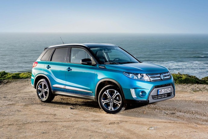 Suzuki Leads The Way In 4x4 Non-Hybrid CO2 Emissions