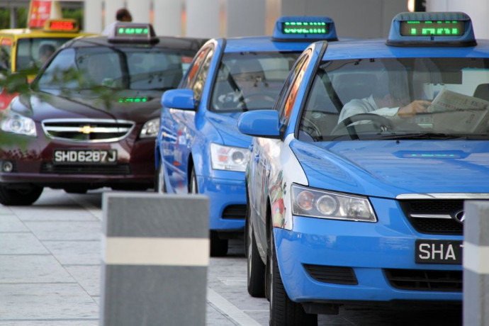 SG: Operators of unlicensed taxis could be punished