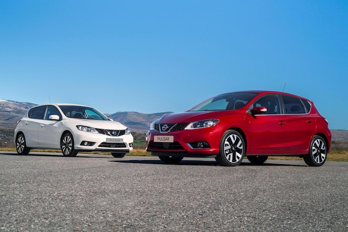 Powerful new Nissan DIG-T 190 engine joins the Pulsar range