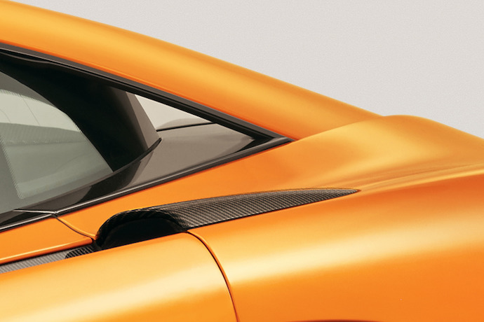 McLaren to Launch Its Sports Series in New York with the 570s Coupe