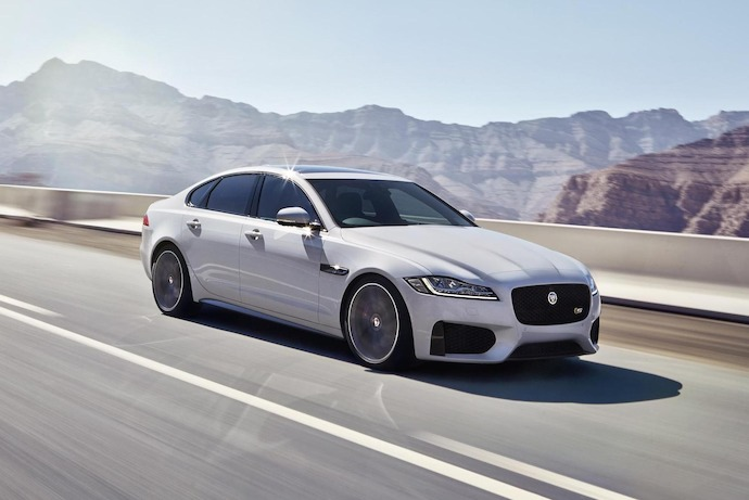 All-New Jaguar XF Revealed