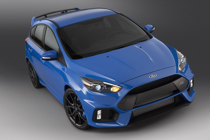 All-New Focus RS to Debut in New York With Exclusive New Signature Colour