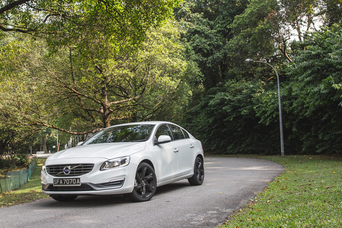 Volvo S60 Drive-e T5 2.0 (A) Review