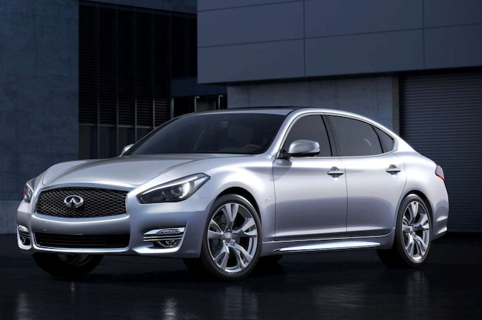 Infiniti Q70L Bespoke Edition revealed with concept-car inspired interior