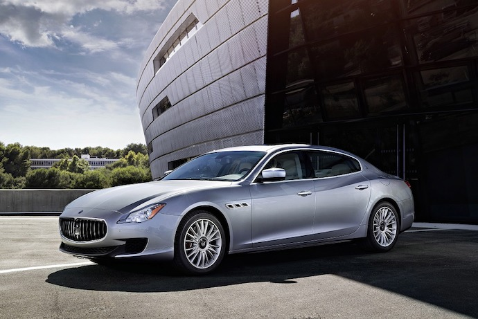 New 330 hp Maserati Quattroporte launched in Singapore