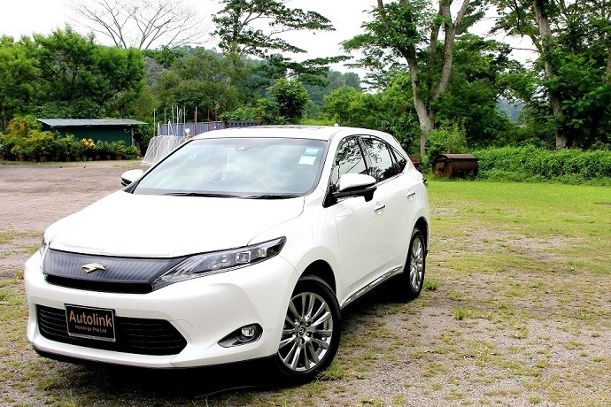 2015 Toyota Harrier 2.0 Elegance Panoramic (A)