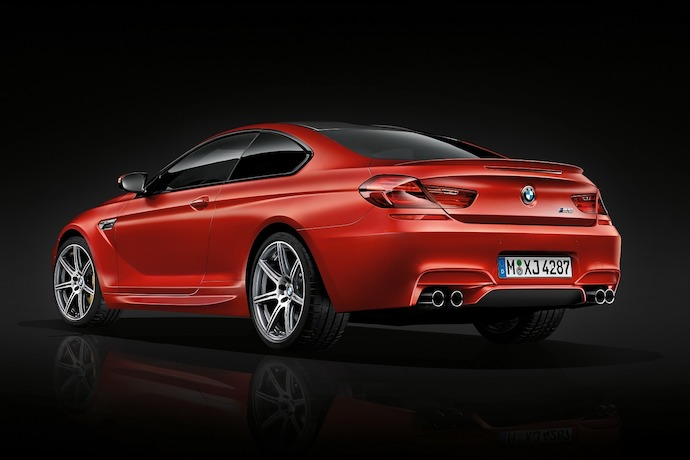 More potent Competition Package for BMW M6