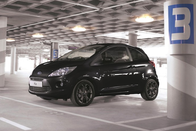Ford launches new Ka Black and Ka White Zetec editions