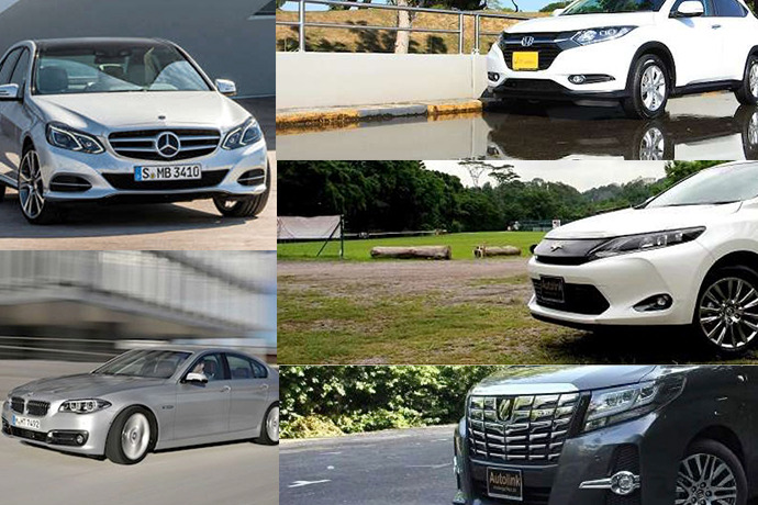 The 5 Most Popular PI Cars in Singapore