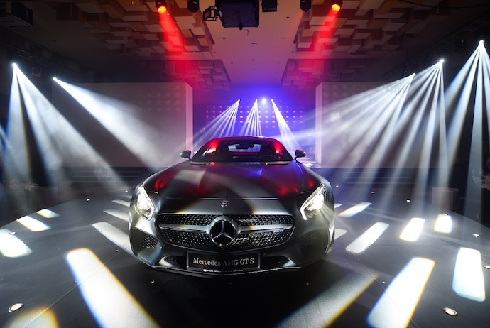 SG:Mercedes-Benz unveils the new Mercedes-AMG GT S and Mercedes-AMG C 63 S