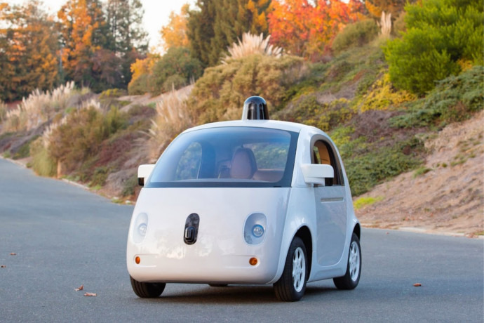 US: Google's self-driving cars already on roads in California