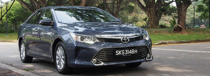 Toyota Camry 2.0 (A)