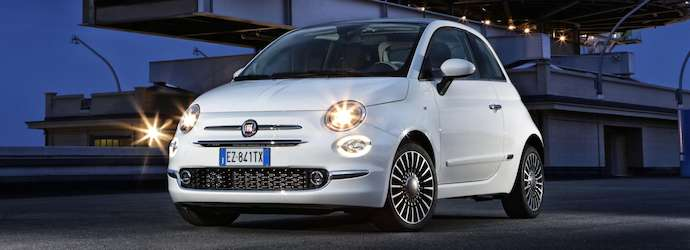 New FIAT 500 unveiled with new exterior and interior style