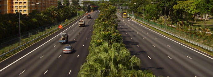 SG: Noise barriers to be installed on the PIE