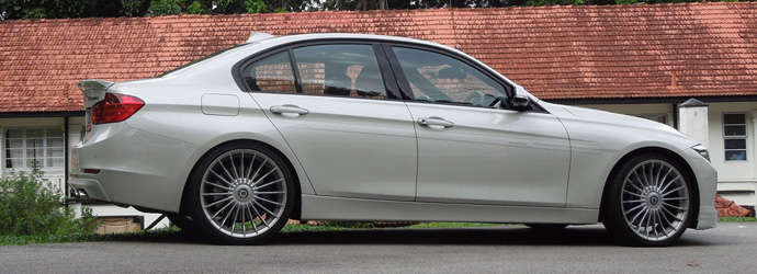 BMW Alpina B3 Biturbo 3.0 (A)