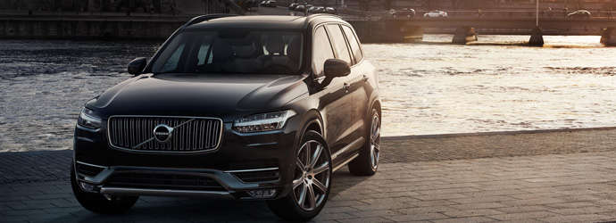 Volvo XC90 Launch